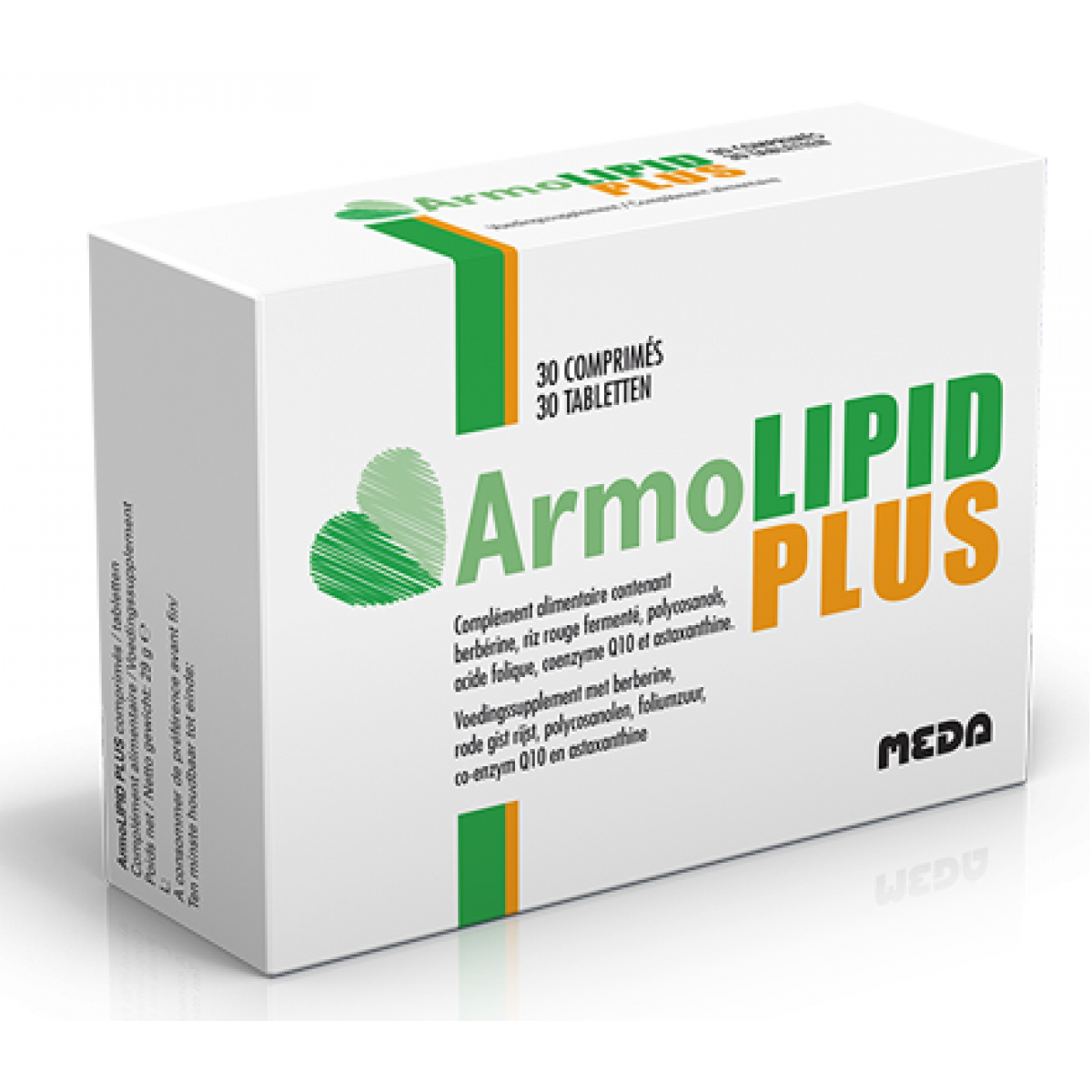 ArmoLIPID PLUS  30 tob.