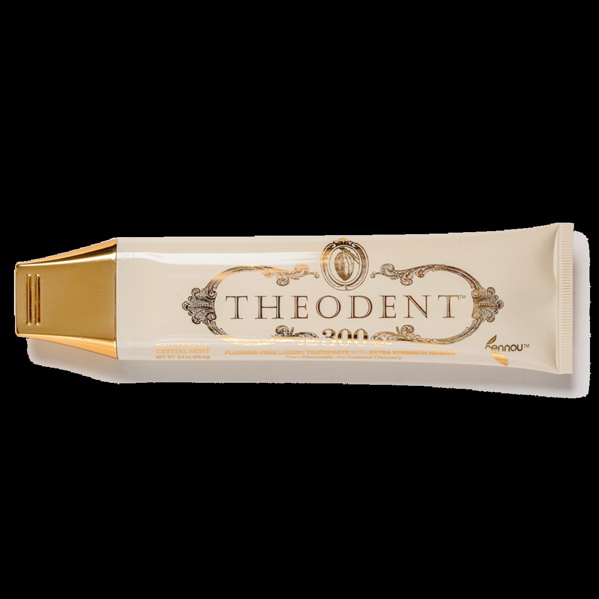 THEODENT 300 Whitening Crystal Mint Zubní pasta, 96.4 g.