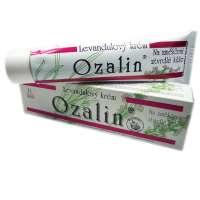 OZALIN Levandulový krém na ztvrdlé kůži, 50 g.